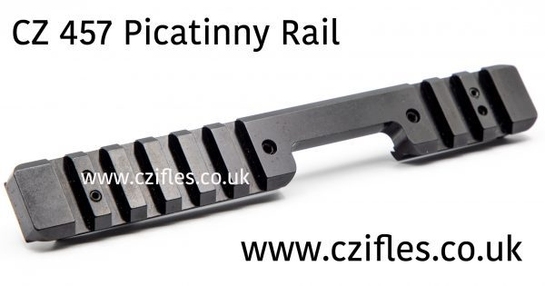 457 Picatinney Rail