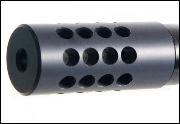 CZ Muzzle Compensator