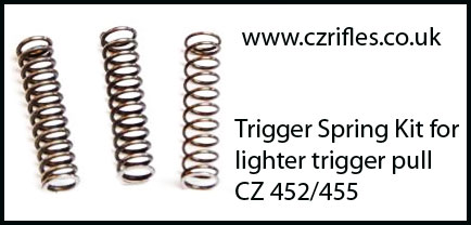 CZ Trigger Springs