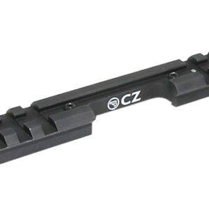 Picatinny rail CZ 457 25MOA